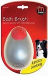 Bath brush  rubber soft