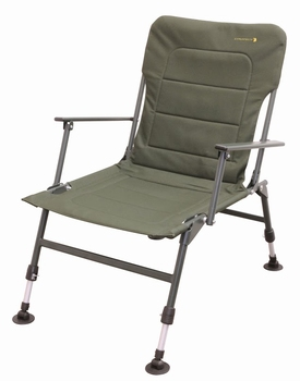 Carp chair sezzion wide carpseat + armrest  De luxe