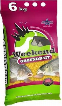 Starfish weekend running waters  6 kilo
