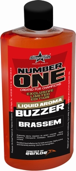 Starfish Number one liquid buzzer aroma halibut  250 ml.