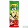 Bonzo picnic rund 5 stuk