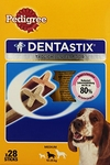 ACTIE Pedigree  Dentastix 28 stuk medium