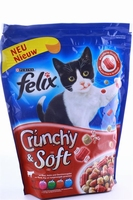 Felix crunchy & soft vlees